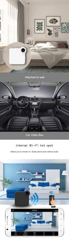 C1+ Camsoy Cookycam WiFi Mini Camera (4)