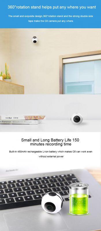 C8 Camsoy Cookycam WiFi Mini Camera (3)