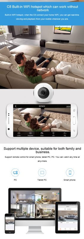 C8 Camsoy Cookycam WiFi Mini Camera (4)