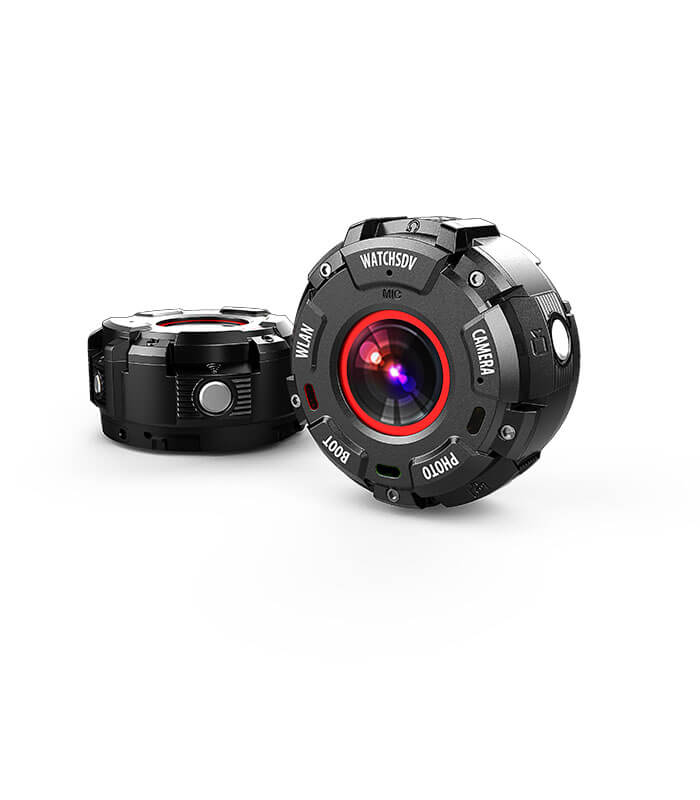 G600 wifi watch camera 2