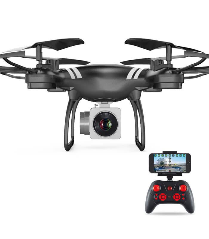Drone black camera
