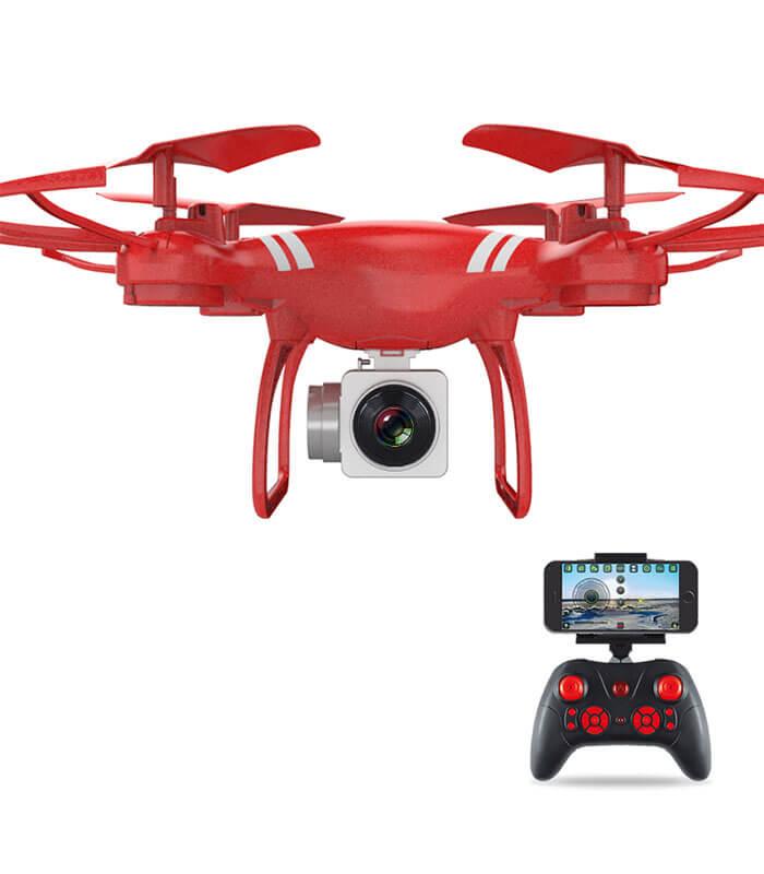 Drone red camera