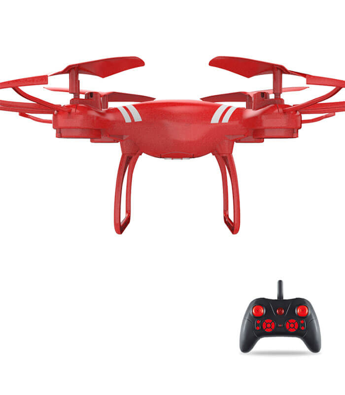 Drone red